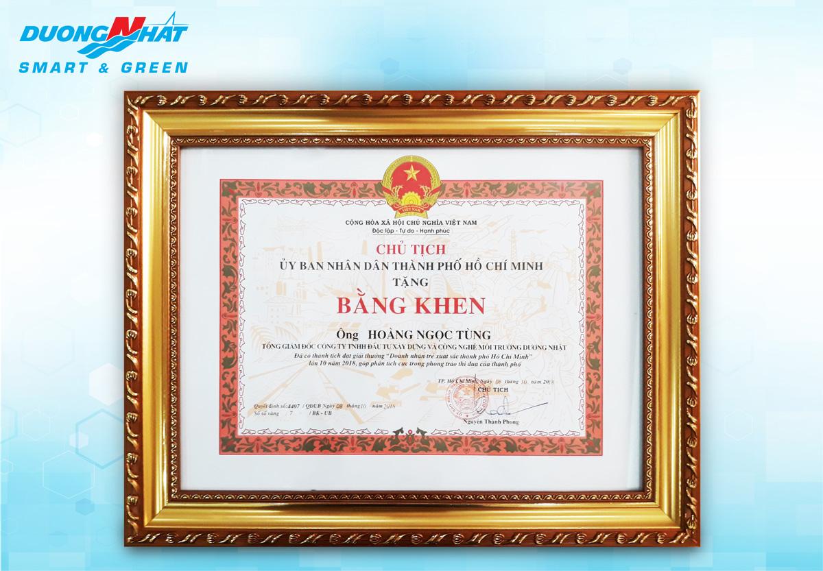 Bang Khen DNT Xuat Sac