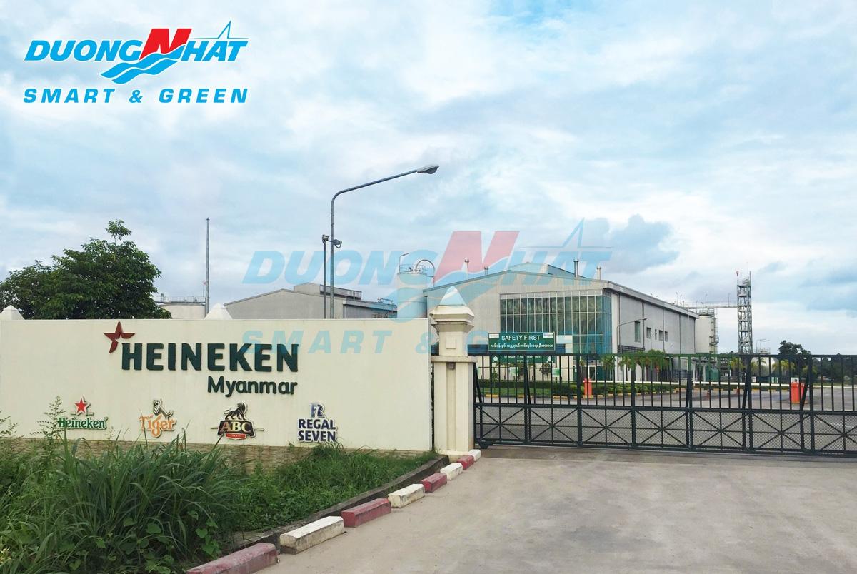 Heineken Myanmar